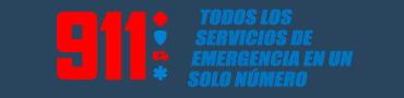 911 Todos los servicios de emergencias en un solo número