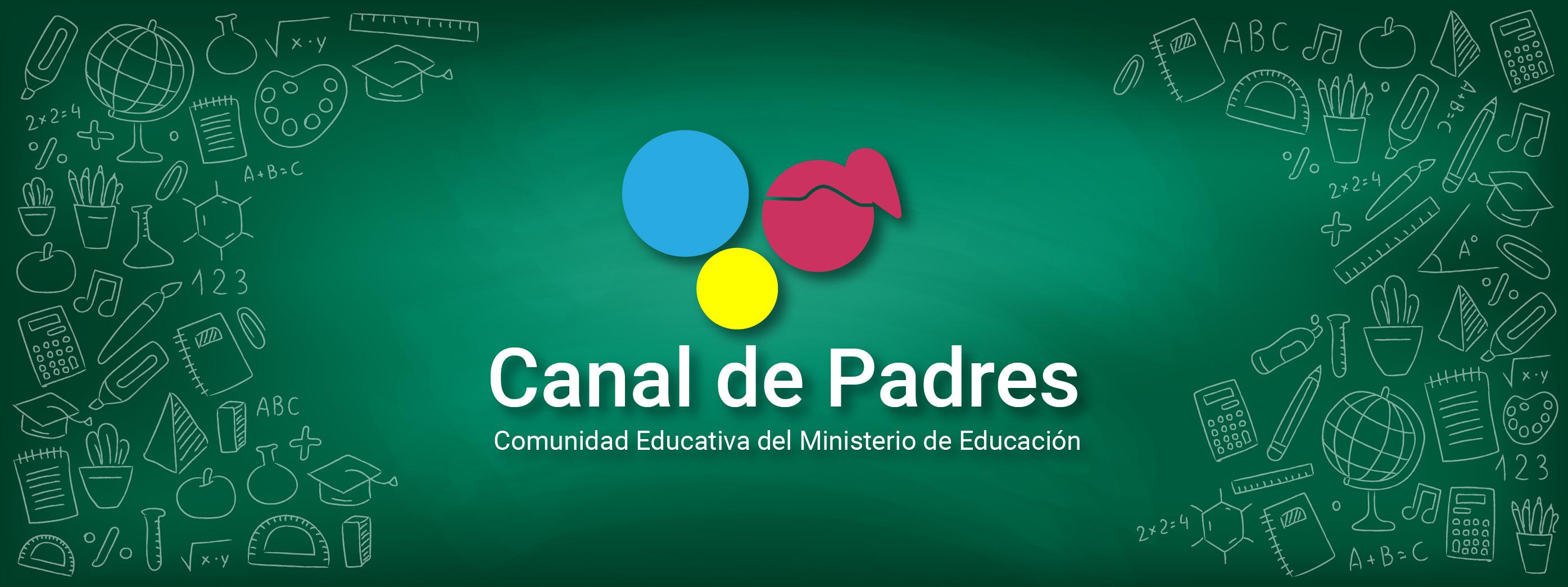 Canal de Padres. Comunidad Educactiva MINERD