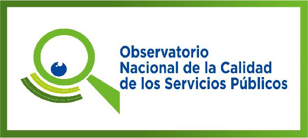 Observatorio Nacional de Calidad de los Servicios Públicos