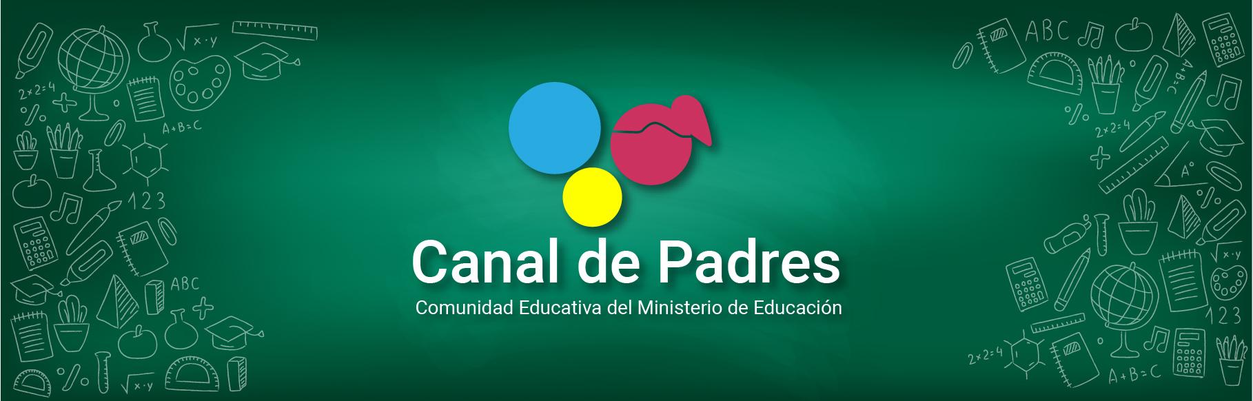 Canal de Padres. Comunidad Educativa MINERD