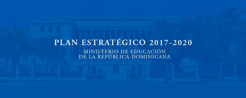 Plan Estratégico 2017 - 2020