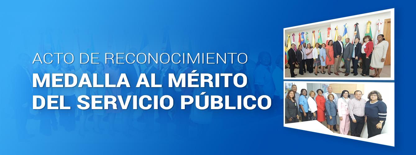 Reconocimiento al Mérito Empleado Público