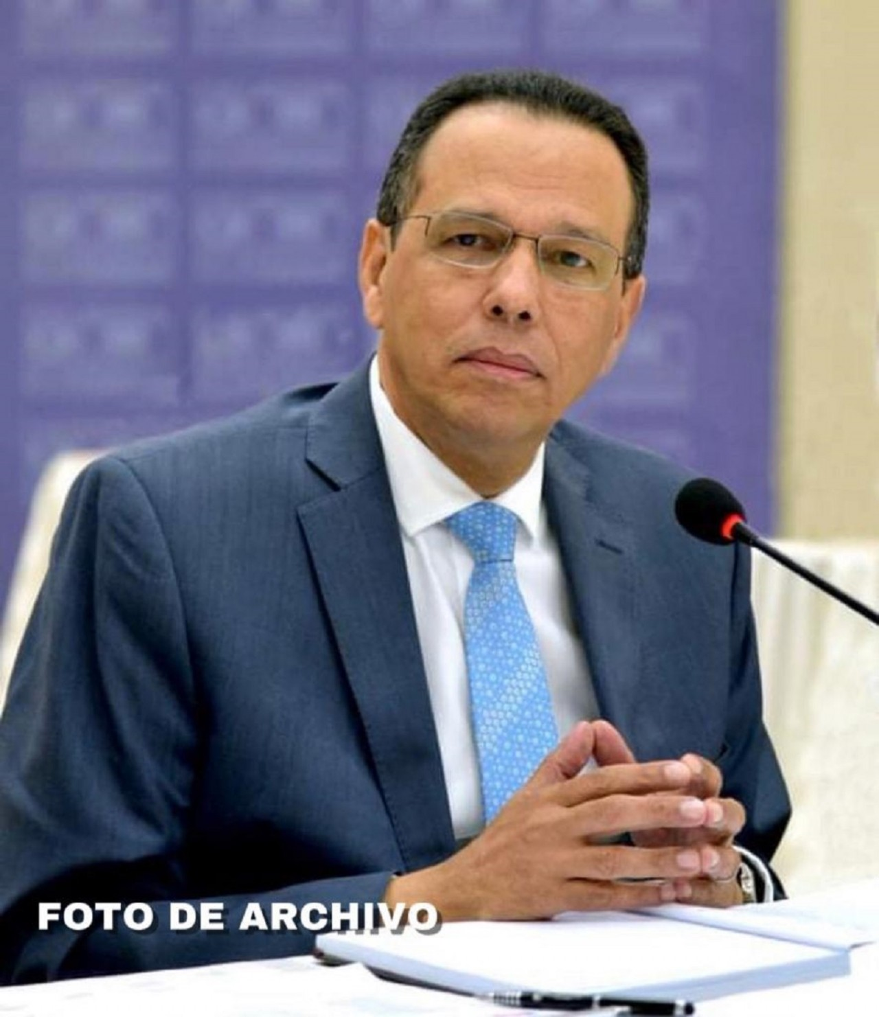 imagen Ministro de Educación (MINERD), Antonio Peña Mirabal