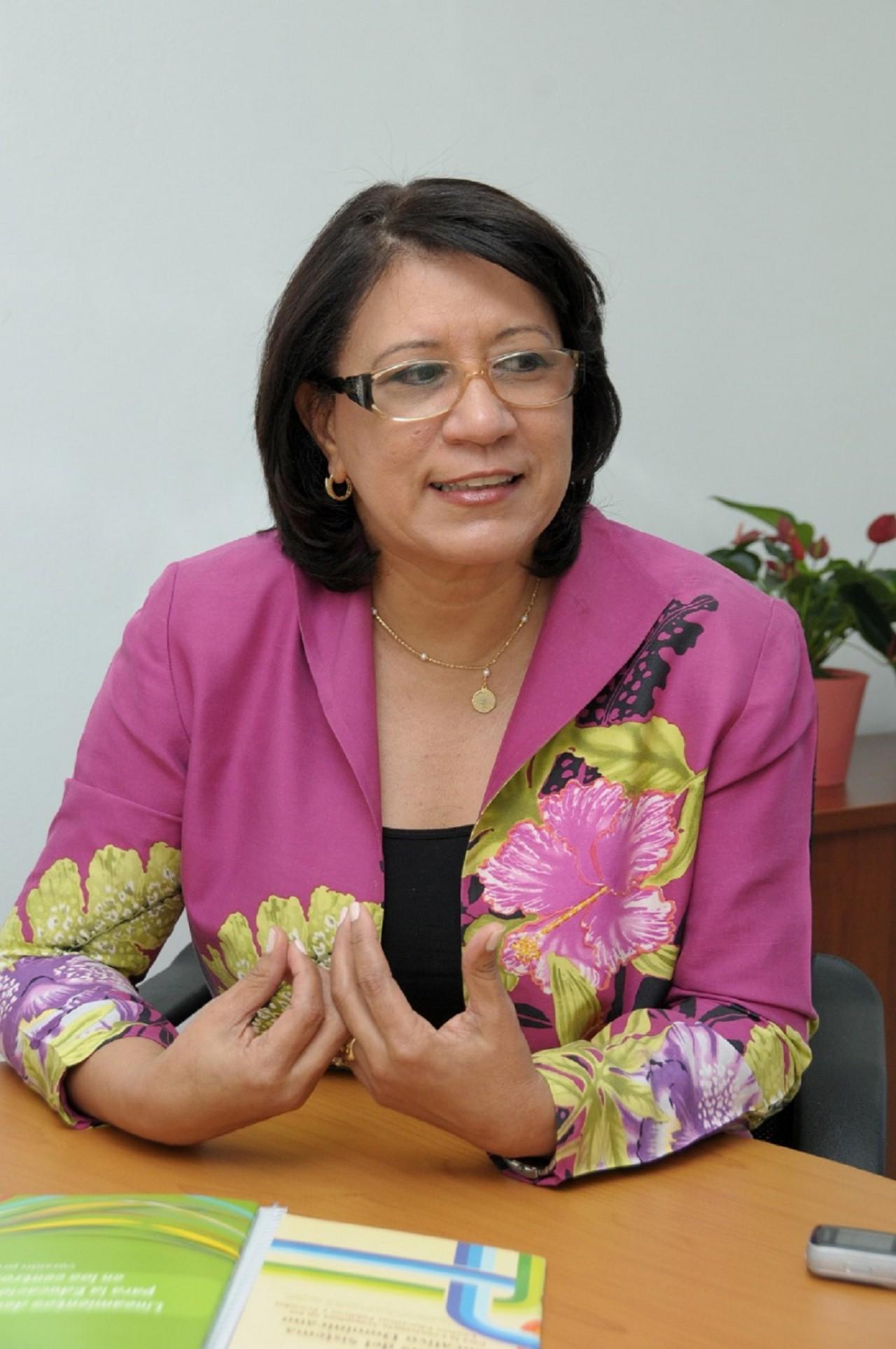 imagen Minerva Pérez Jiménez