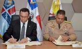 imagen Andrés Navarro y Paulino Semacuerdan alianza para mejorar la educación