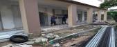 imagen Ministro de Educación instruye acelerar trabajos de construcción Liceo San Francisco de Asís, Santo Domingo Este.