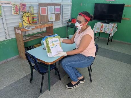imagen Directora Regional, Mariel Santos Mora