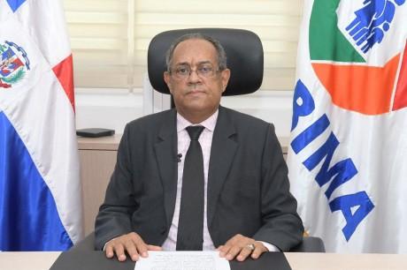 imagen Rafael Pimentel Pimentel, director ejecutivo general del INABIMA