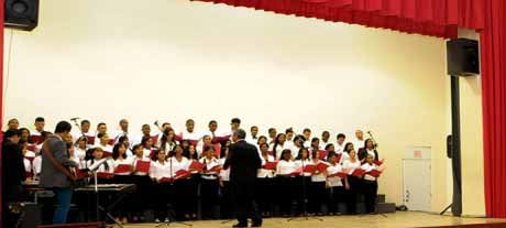 imagen MINERD clausura  taller musical con un concierto