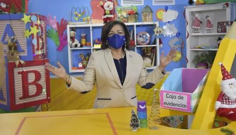 imagen La viceministraencargada de los Asuntos Técnicos y Pedagógicos