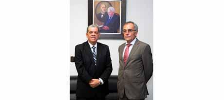 imagen Amarante Baret destaca apoyo de la Unión Europea a la educación dominicana