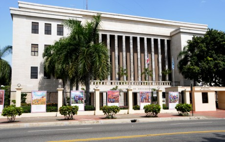 imagen Imagen exterior de la sede central del Ministerio de Educación