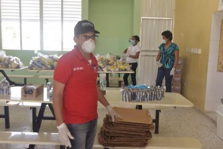 imagen El director de la Regional 17 en Monte Plata, Jesús Manuel Soriano