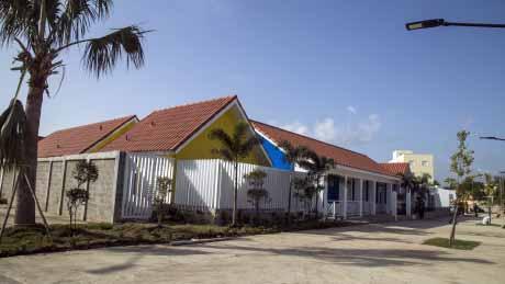 imagen Ministerio Educación invierte 90.3 millones de pesos en moderno liceo y estancia infantil en La Nueva Barquita