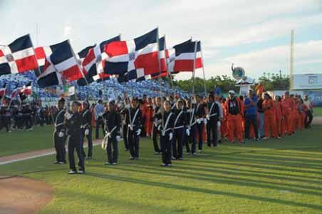 imagen Amarante Baret inaugura VI Juegos Escolares Deportivos Nacionales en La Romana