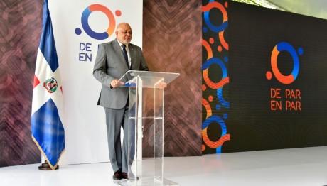 imagen El ministro de Educación, Roberto Fulcar