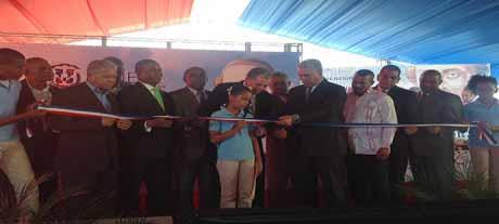 imagen El Gobierno entrega a provincia Bahoruco 65 aulas en cinco escuelas para Jornada de Tanda Extendida