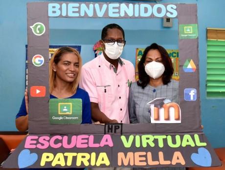 imagen La directora de Educación Especial, Lucía Vásquez