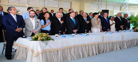 imagen Presidente Medina entrega en el Distrito Nacional tres nuevas escuelas