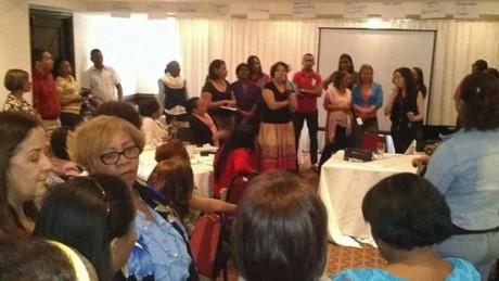 imagen Técnicos y docentes son capacitados en prevención de embarazos en adolescentes