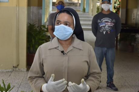 imagen Sor Altagracia, directora de la Escuela Generosa Ferreira