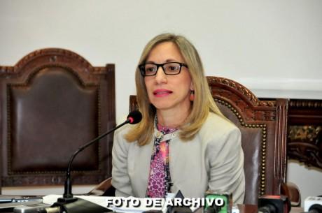 imagen La directora de Evaluación de la Calidad del Ministerio de Educación, Ancell Scheker