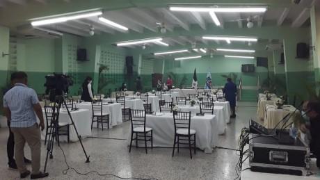 """imagen MINERD: """"Todo está listo para la reunión del Consejo Nacional de Educación, encabezada por el ministro Antonio Peña Mirabal"""""""