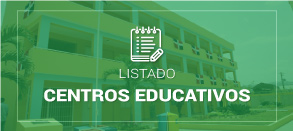 Listado de Centros Educativos